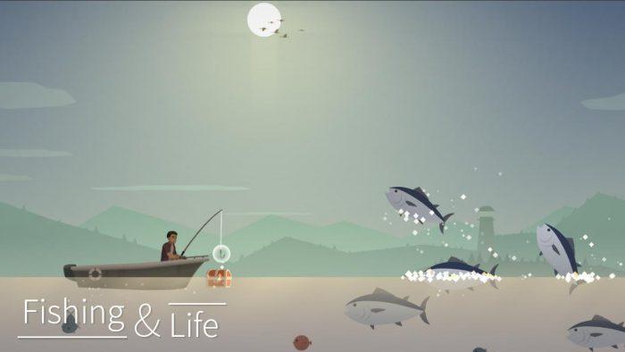 เกมมือถือ fishing life